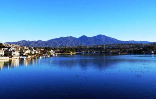 Lake Mission Viejo - Deep Blue