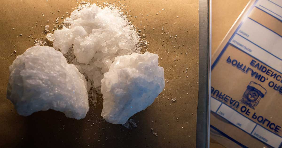 Meth, the Forgotten Killer, Is Back. And It's Everywhere.
