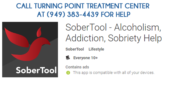 Sobriety gets the social treatment / Mobile Apps